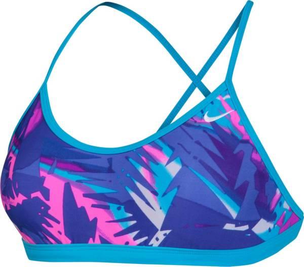 Nike Women's Tropic Cross Back Swimsuit Top product image