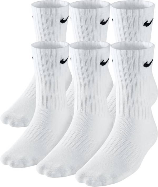 Nike Kids' Cotton Crew Socks 6 Pack product image