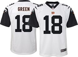 size 40 a874f f40c6 Nike Youth Color Rush Game Jersey Cincinnati Bengals A.J. Green #18