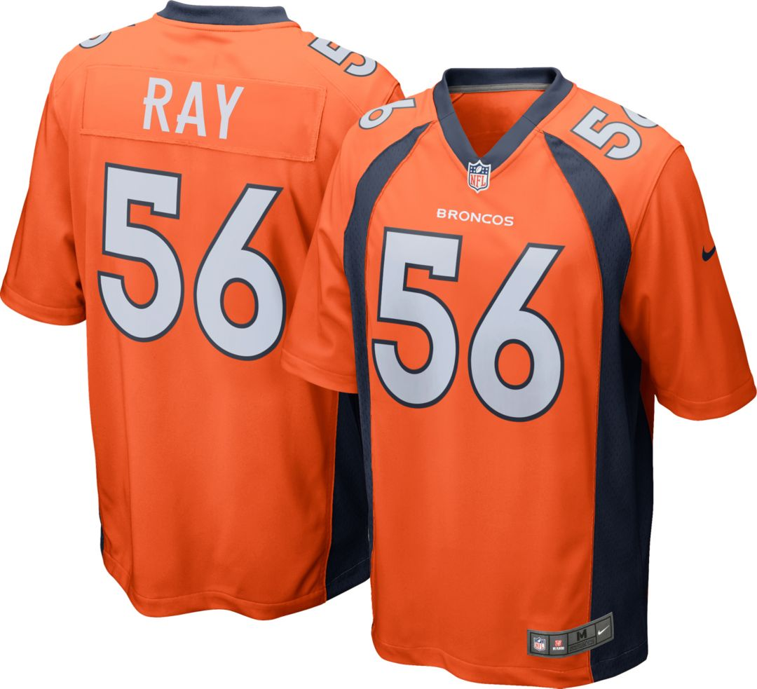 690ab0d8 Nike Youth Home Game Jersey Denver Broncos Shane Ray #56