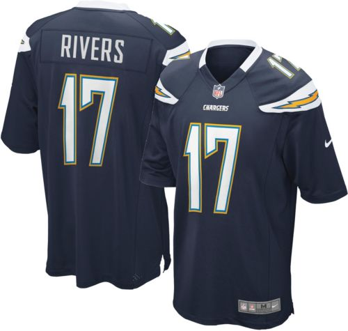66ae28740 Nike Youth Home Game Jersey Los Angeles Chargers Philip Rivers  17.  noImageFound. Previous