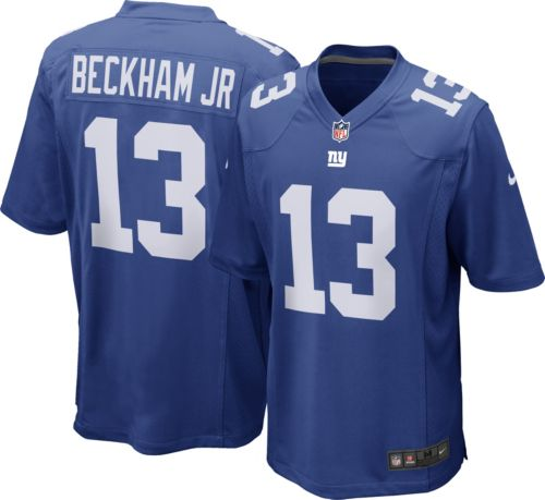 eb65d378c Nike Youth Home Game Jersey New York Giants Odell Beckham Jr. #13.  noImageFound. Previous
