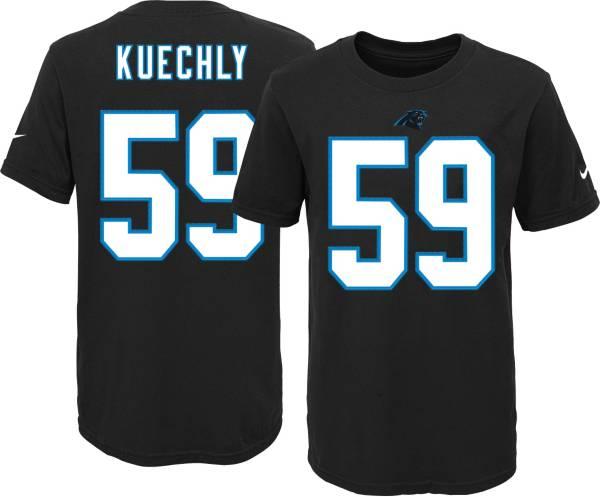 Nike Youth Carolina Panthers Luke Kuechly #59 Black T-Shirt product image