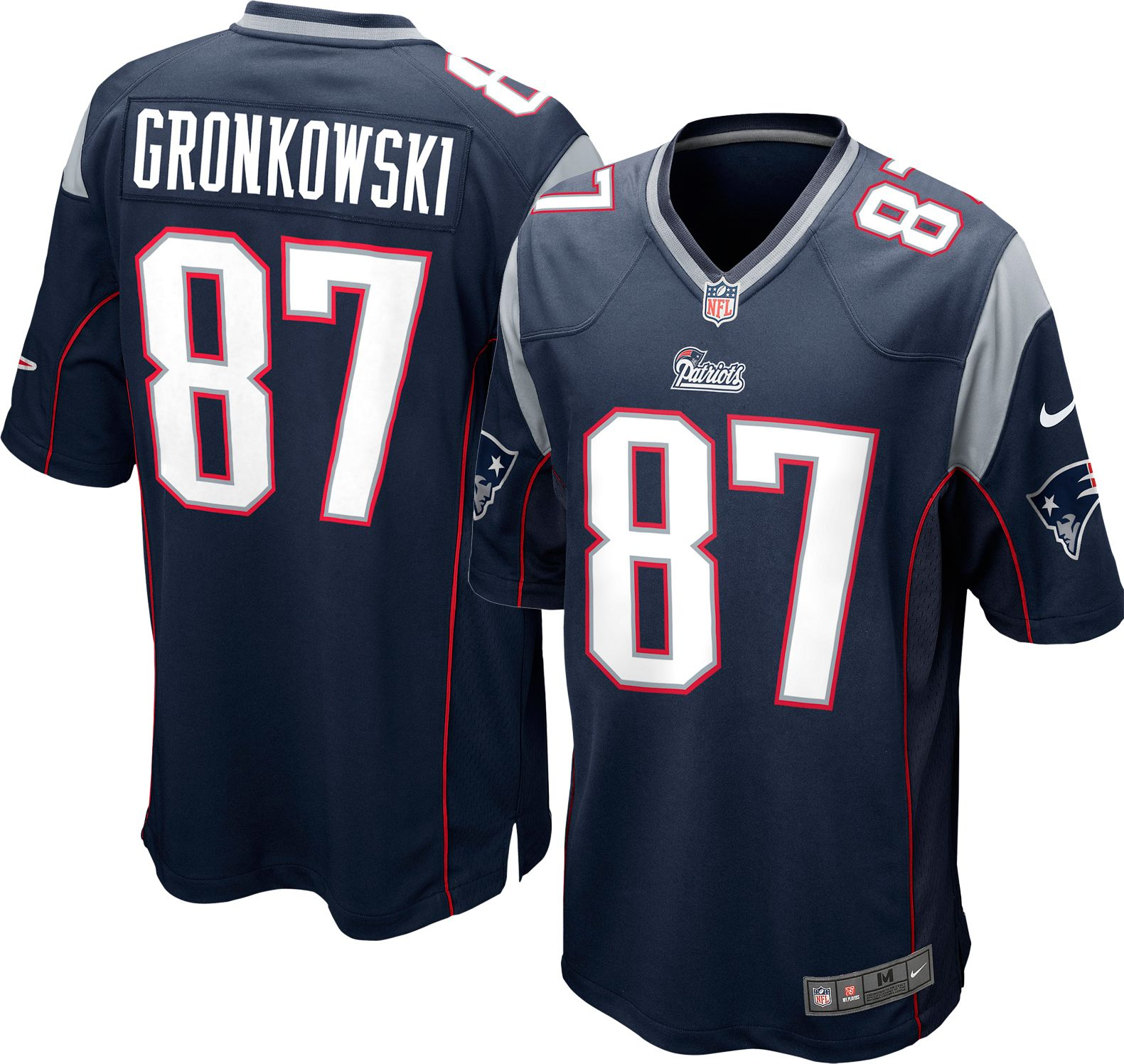 buy popular 23b0b 90164 rob gronkowski nfl jersey