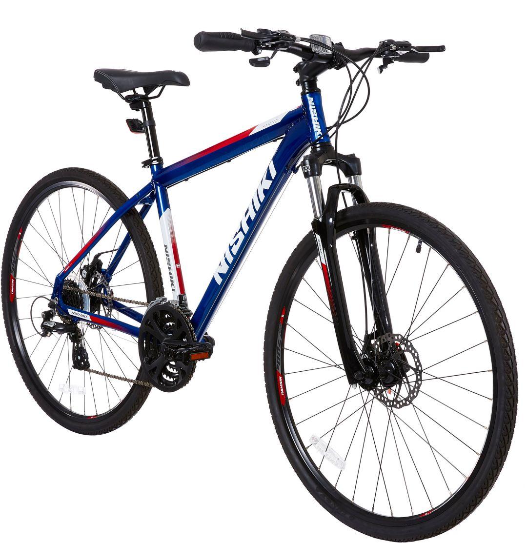 9bf71dd28f8 Nishiki Men's Anasazi Hybrid Bike. noImageFound. Previous