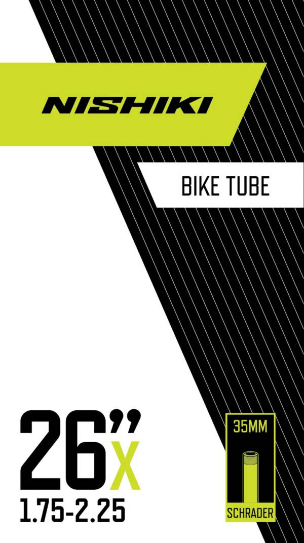 Nishiki Schrader Valve 26'' 1.75-2.25 Bike Tube product image