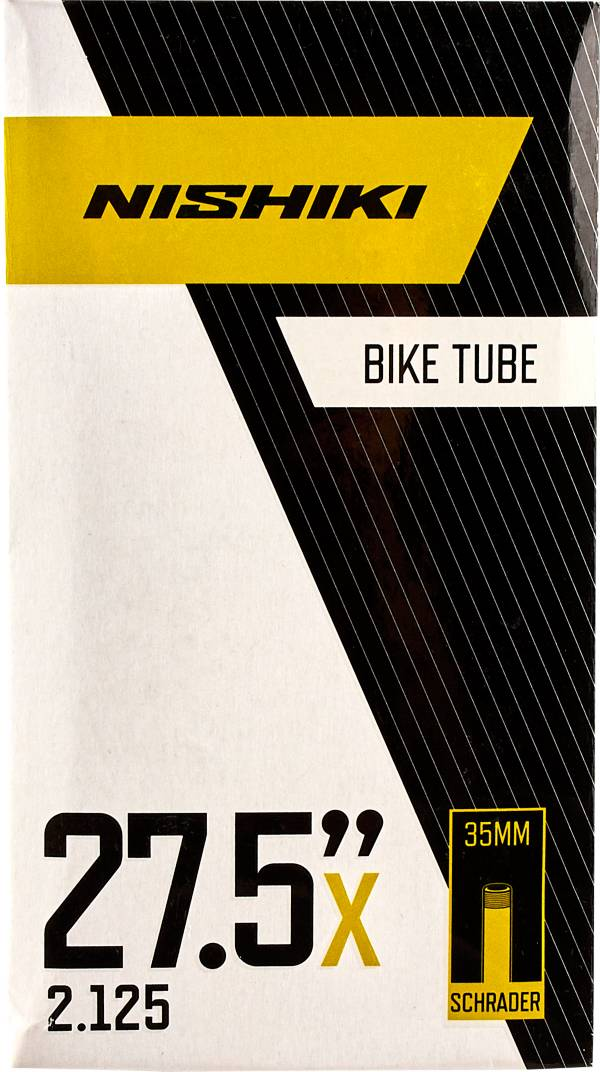 Nishiki Schrader Valve 27.5'' 2.125 Bike Tube product image