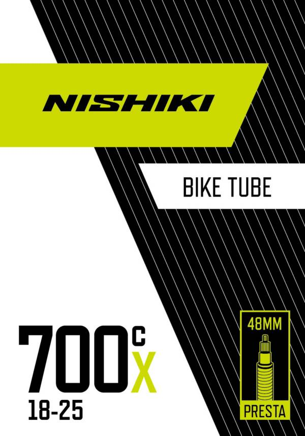 Nishiki Presta Valve 700c 18-25 Bike Tube product image