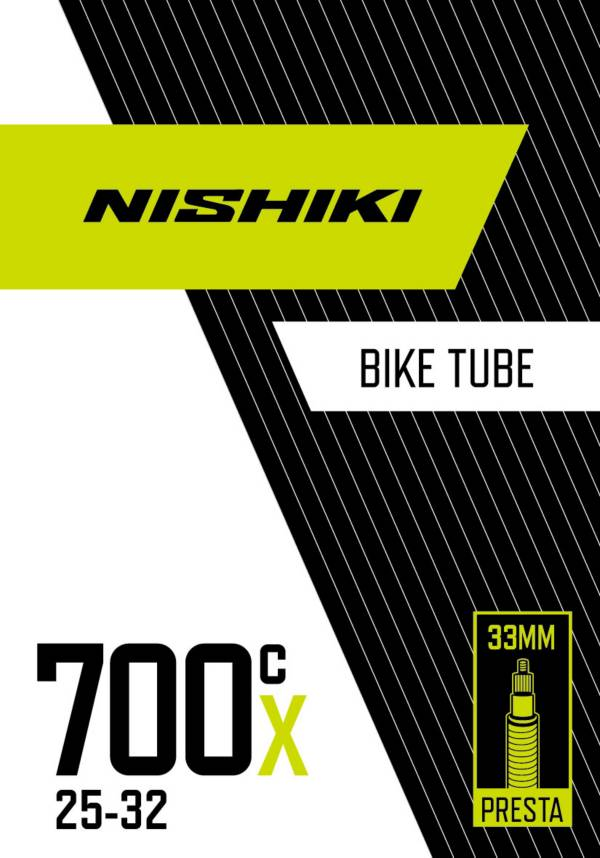 Nishiki Presta Valve 700c 25-32 Bike Tube product image