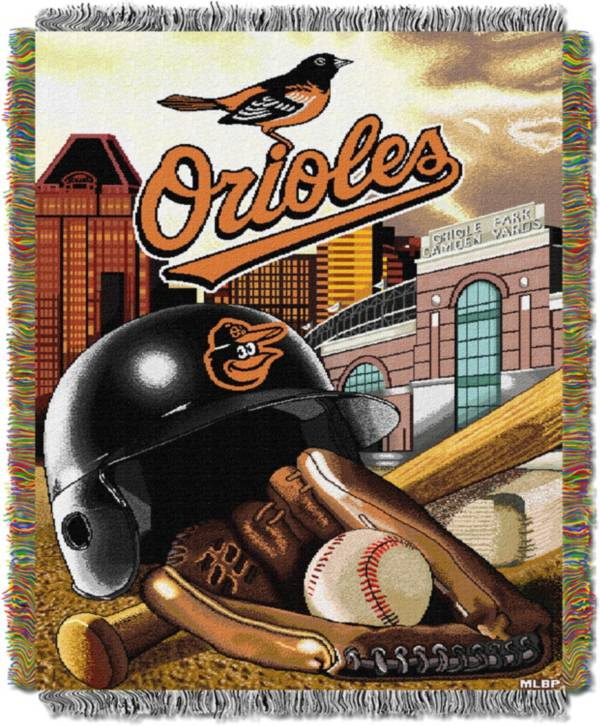 Northwest Baltimore Orioles Home Field Advantage Blanket Dick S Sporting Goods