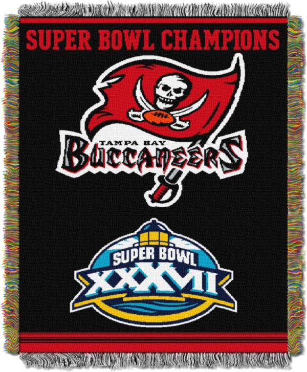 Northwest Tampa Bay Buccaneers Commemorative Blanket product image