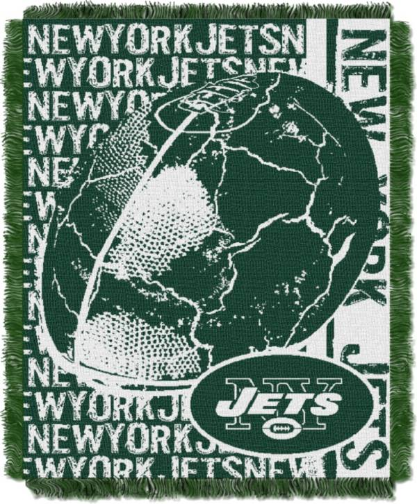 Northwest New York Jets Double Play Blanket product image
