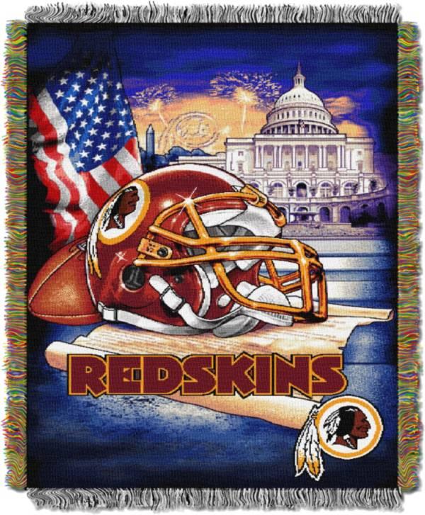 Northwest Washington Redskins HFA Blanket product image