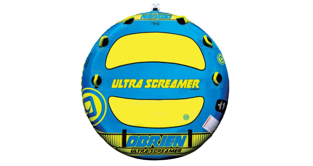 O'Brien 3 Person Ultra Screamer Towable Tube