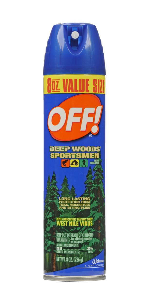 OFF! Deep Woods Sportsmen Insect Repellent product image