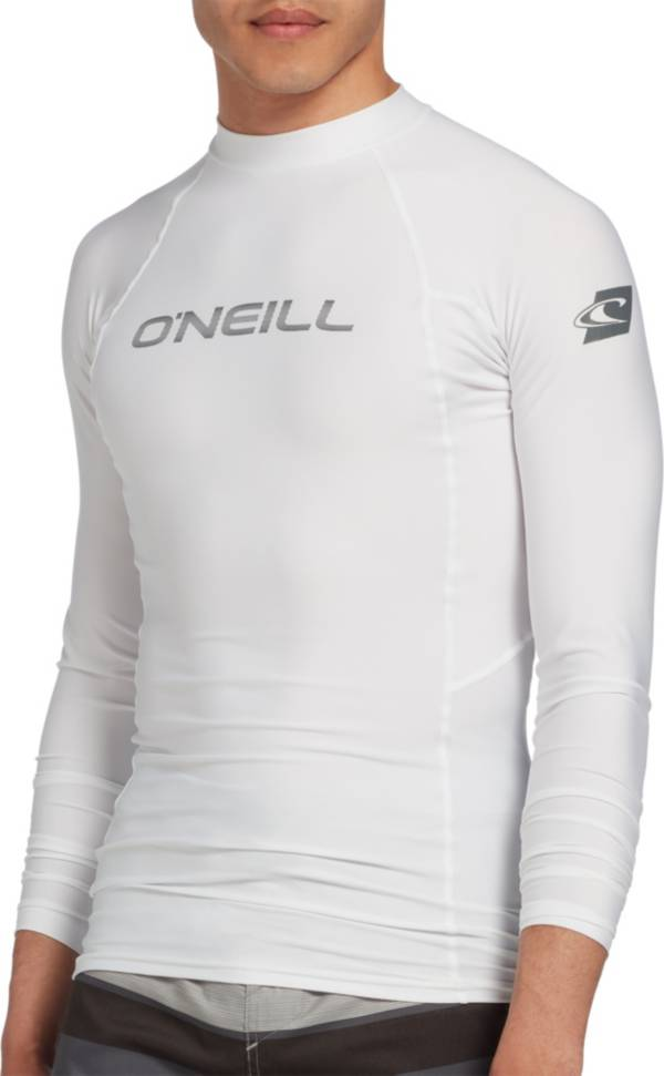 O'Neill Men's Basic Skins Long Sleeve Rash Guard product image