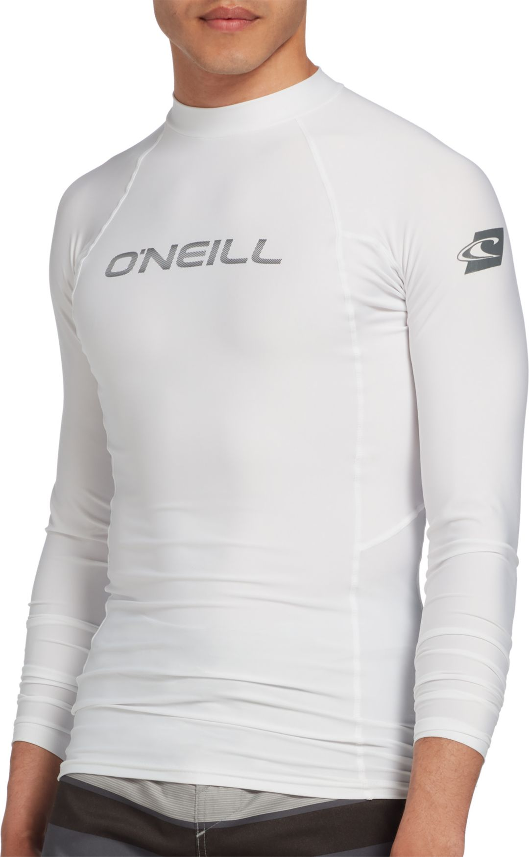 5c028f972c O'Neill Men's Basic Skins Long Sleeve Rash Guard