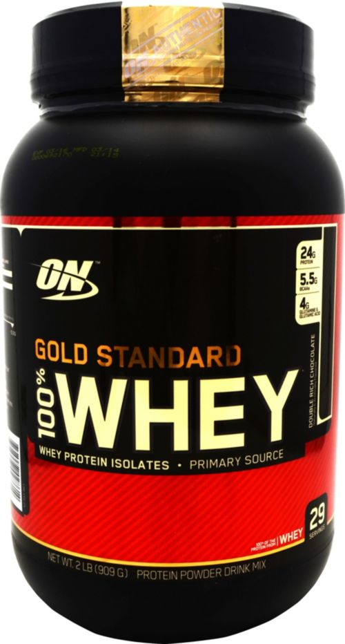 d750c9643 Optimum Nutrition 100% Whey Gold Standard Double Rich Chocolate 2 lbs.  noImageFound. Previous