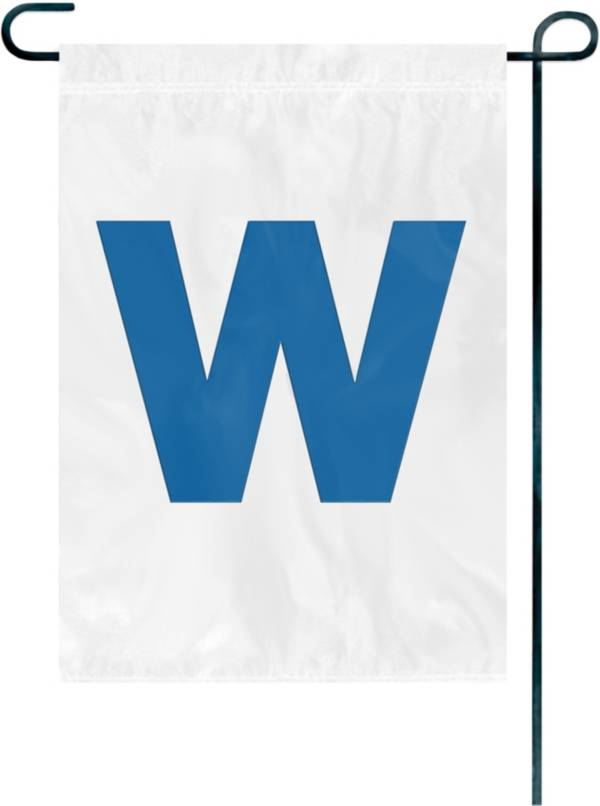 Party Animal Chicago Cubs 'W' Garden/Window Flag product image
