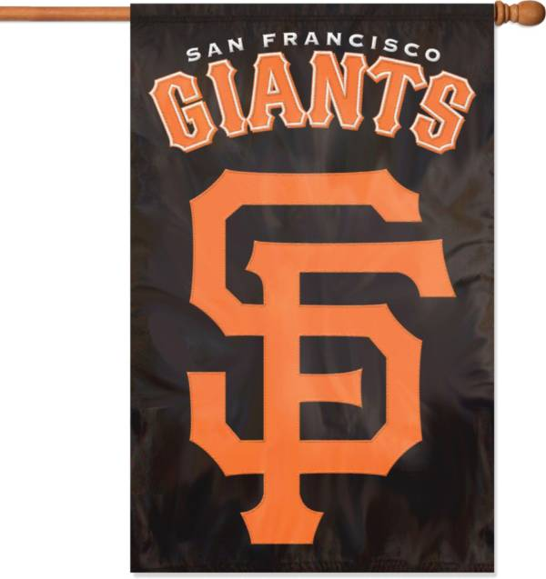 Party Animal San Francisco Giants Applique Banner Flag product image