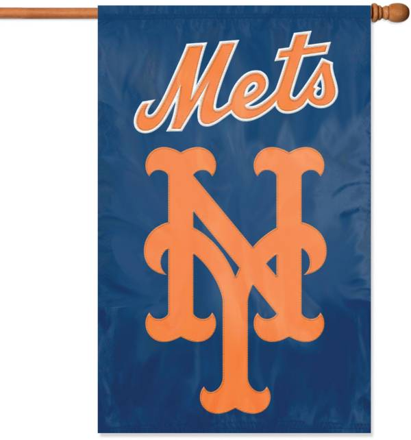Party Animal New York Mets Applique Banner Flag product image