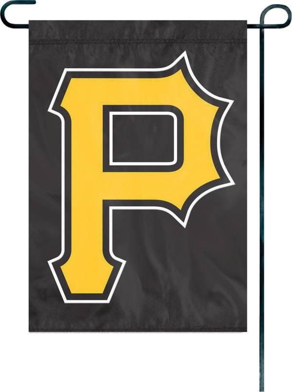 Party Animal Pittsburgh Pirates Logo Garden/Window Flag product image