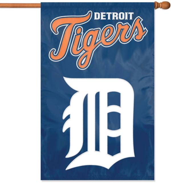 Party Animal Detroit Tigers Applique Banner Flag product image
