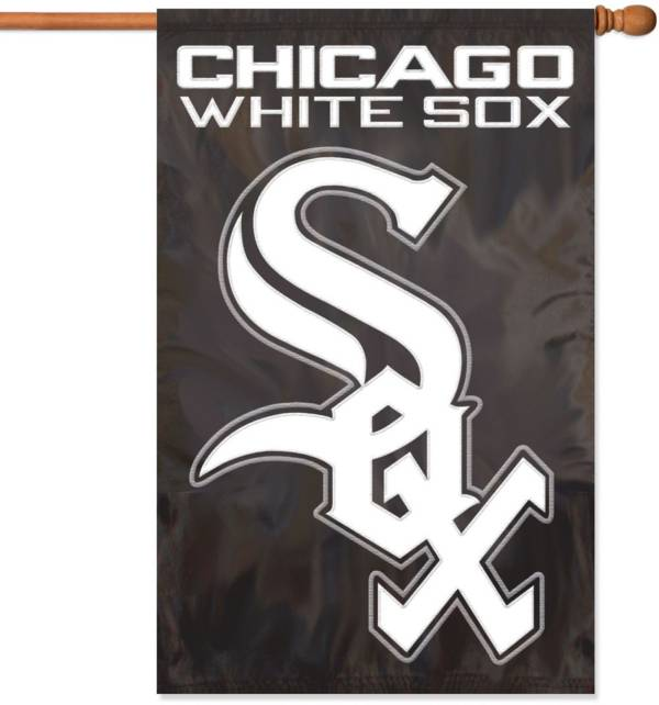 Party Animal Chicago White Sox Applique Banner Flag product image