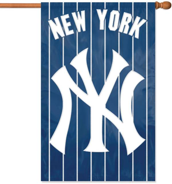 Party Animal New York Yankees Applique Banner Flag product image