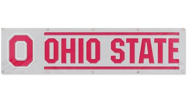 Party Animal Ohio State Buckeyes Giant 8' x 2' Banner product image