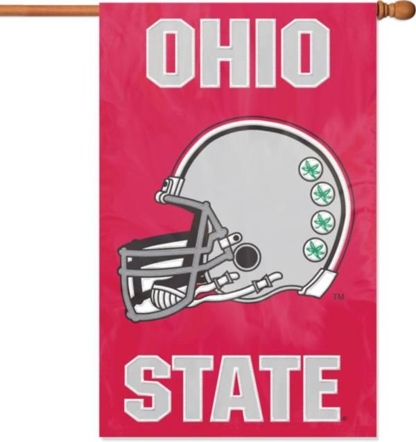 Party Animal Ohio State Buckeyes House Flag product image