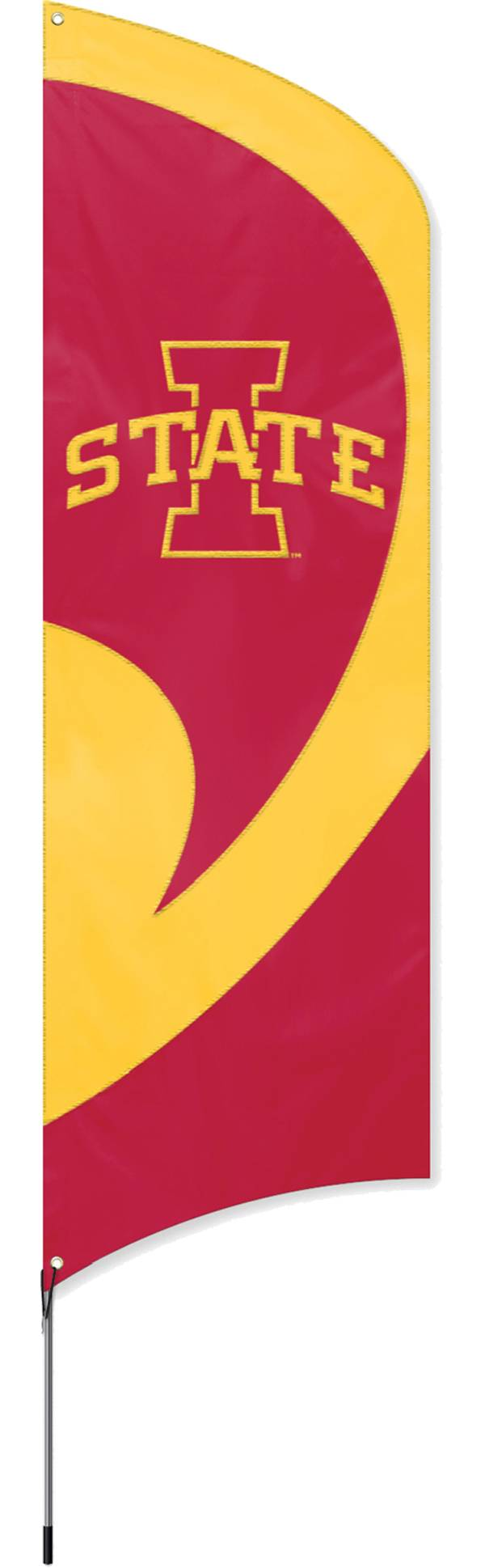 Party Animal Iowa State Cyclones Tall Team Flag with Pole product image