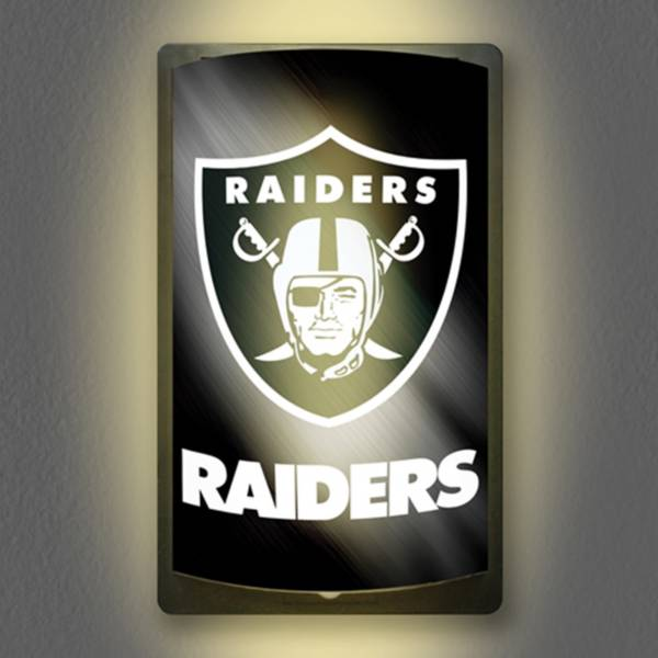 Party Animal Las Vegas Raiders MotiGlow Light Up Sign product image