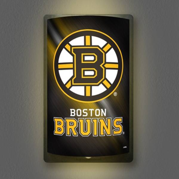 Party Animal Boston Bruins MotiGlow Light Up Sign product image