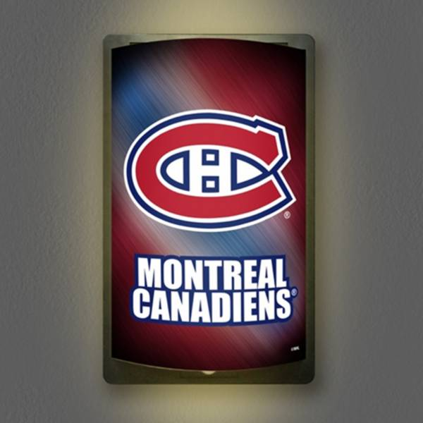Party Animal Montreal Canadiens MotiGlow Light Up Sign product image
