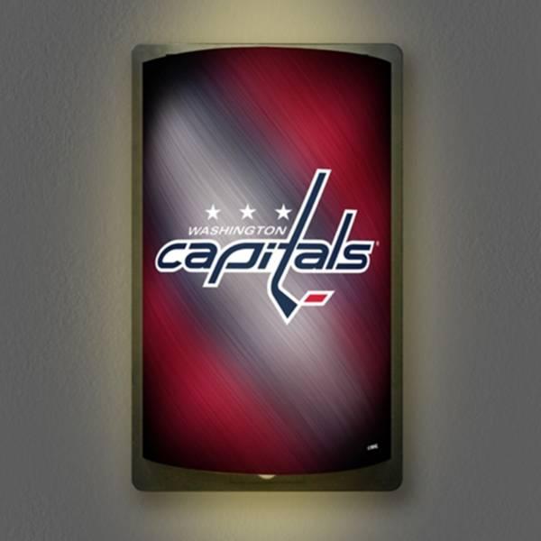 Party Animal Washington Capitals MotiGlow Light Up Sign product image
