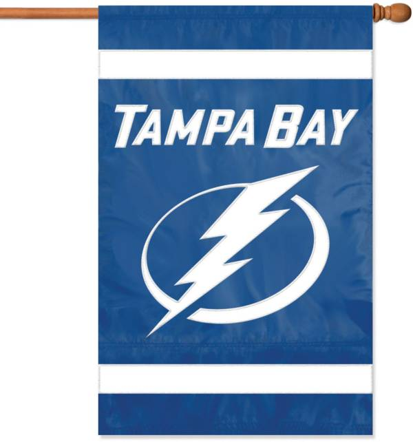 Party Animal Tampa Bay Lightning Applique Banner Flag product image