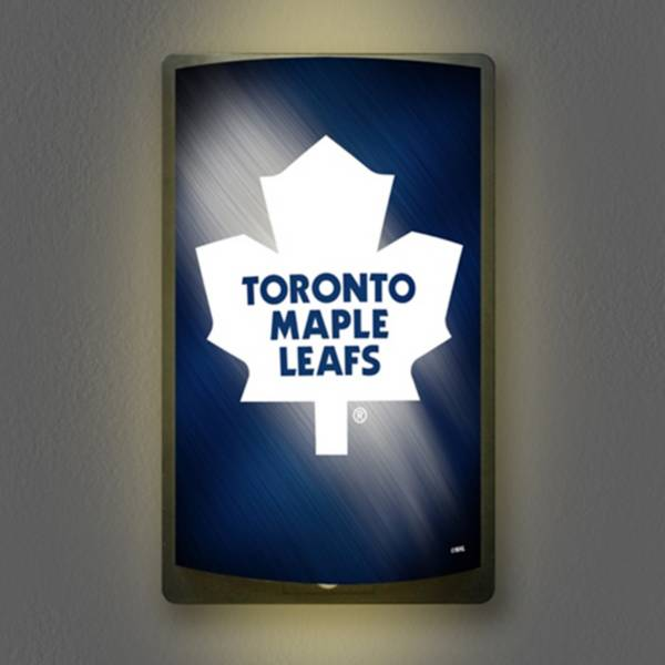 Party Animal Toronto Maple Leafs MotiGlow Light Up Sign product image