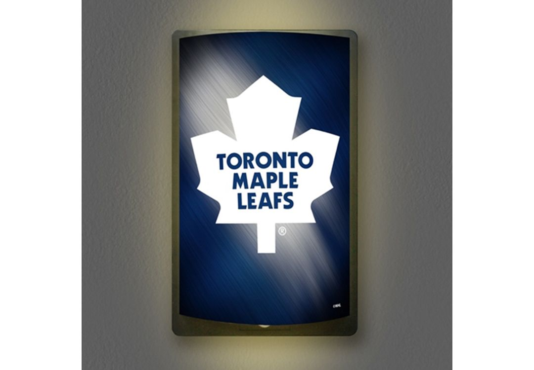 low priced 5a276 1816f Party Animal Toronto Maple Leafs MotiGlow Light Up Sign