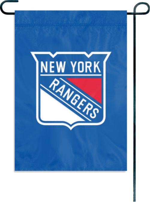 Party Animal New York Rangers Garden Window Flag Noimagefound 1
