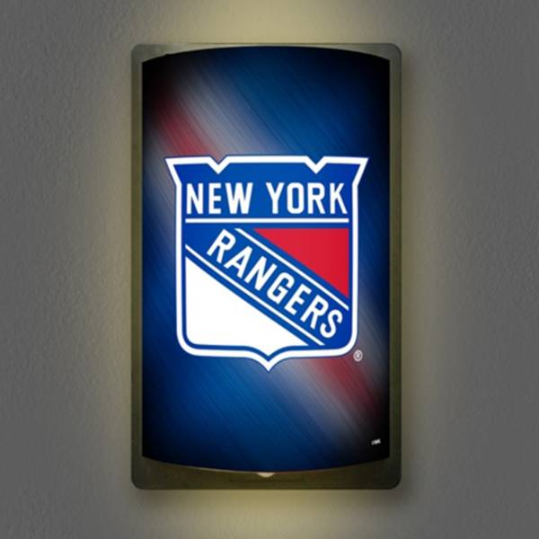 Party Animal New York Rangers MotiGlow Light Up Sign product image