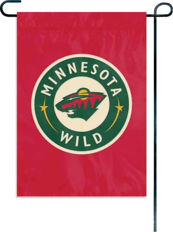 Party Animal Minnesota Wild Garden/Window Flag product image