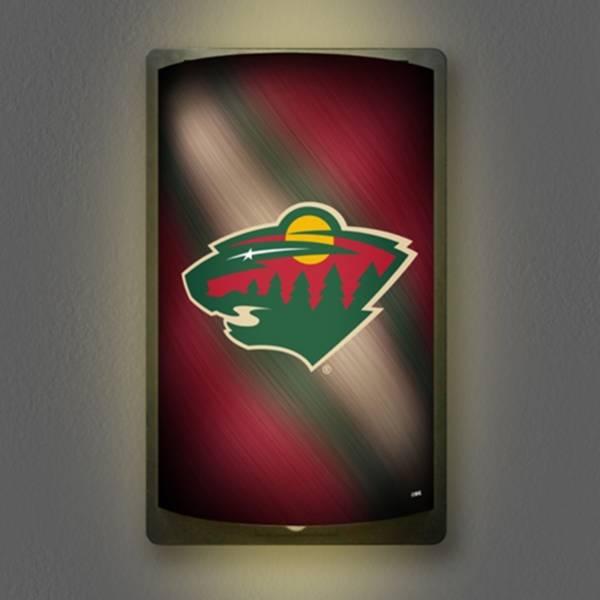 Party Animal Minnesota Wild MotiGlow Light Up Sign product image