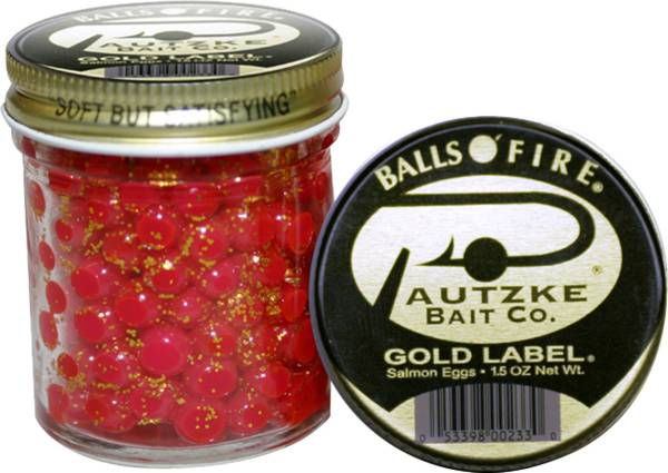 Pautzke Balls O' Fire Gold Label Salmon Eggs product image