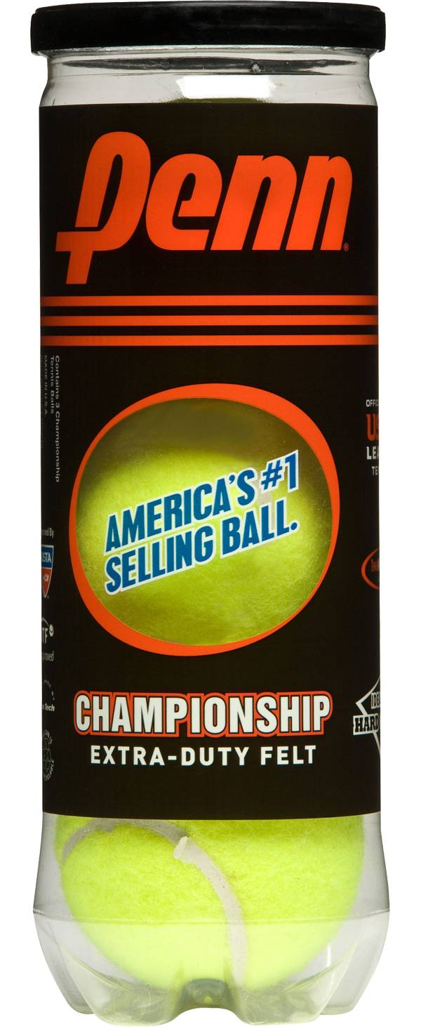 Penn Championship Extra-Duty High Altitude Tennis Balls - 3 Ball Pack product image