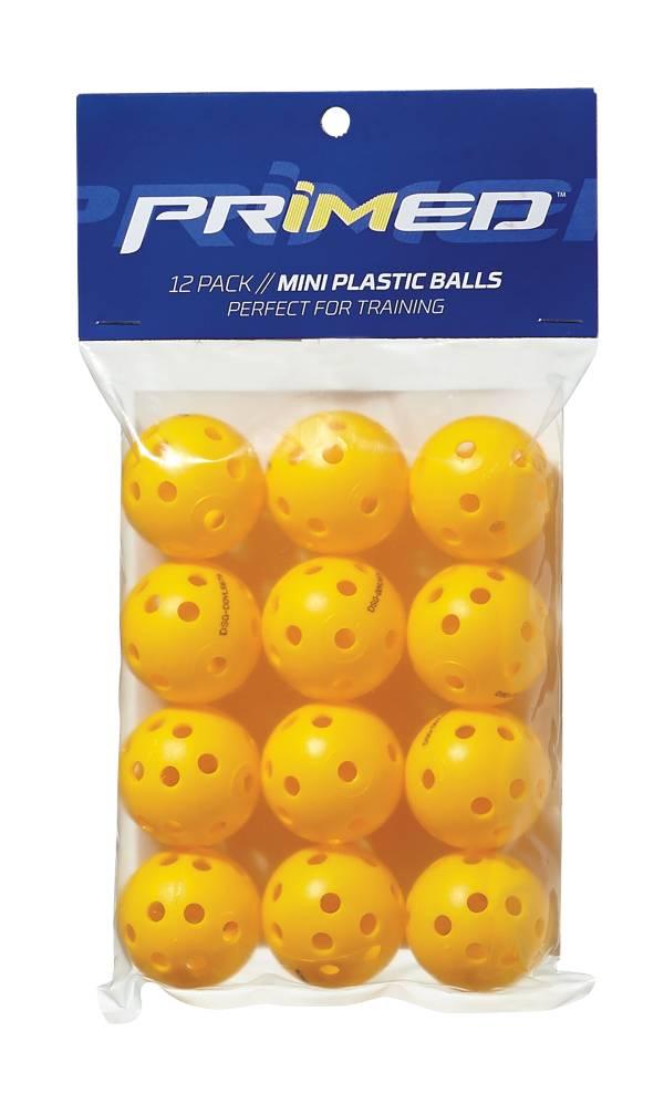 PRIMED Mini Plastic Training Balls - 12 Pack product image