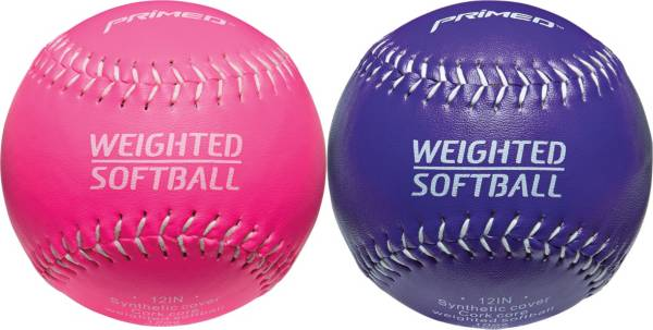 """PRIMED 12"""" Weighted Softballs - 2 Pack product image"""