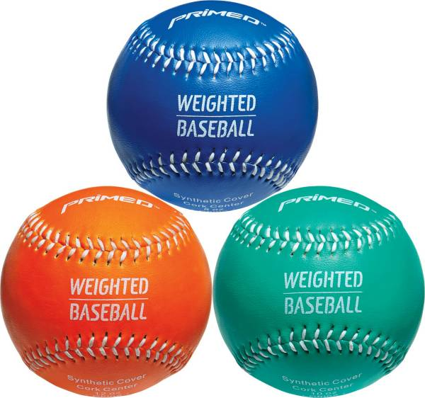 PRIMED Weighted Baseballs - 3 Pack product image