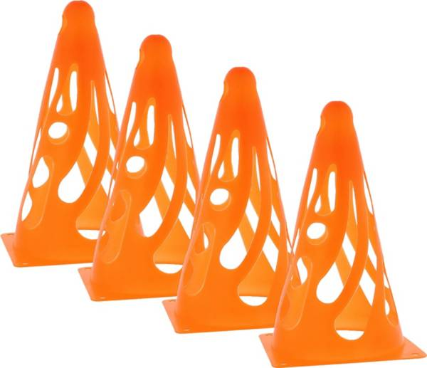 Primed 4-Pack Collapsible Training Cones product image