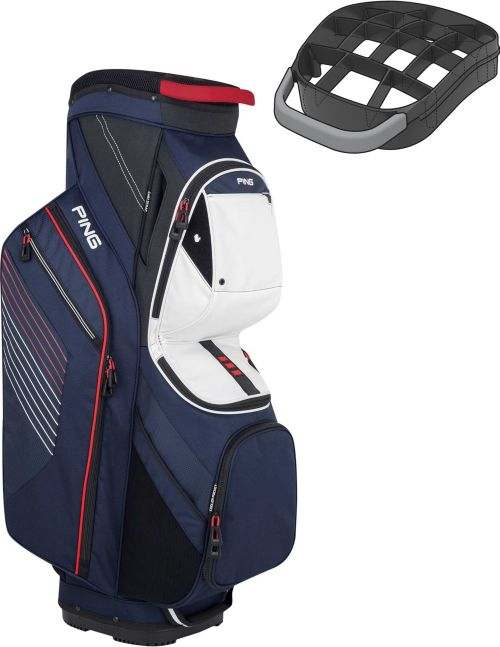 ac63ffec712f PING 2017 Traverse Cart Bag. noImageFound. Previous